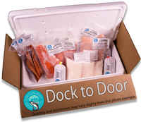 Dock-to-door-package